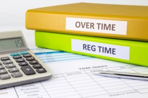 overtime rule and regulations