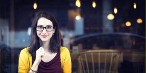 Woman trying to decide if it's time for restaurant renovations
