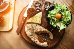 healthy foodservice trends
