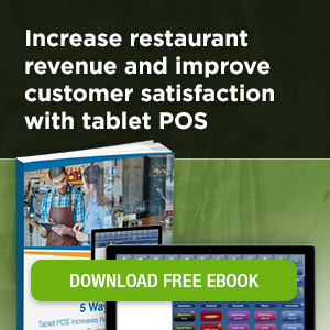 Download Free eBook - Increase Restaurant Revenue and Improve Customer Satisfaction With Tablet POS