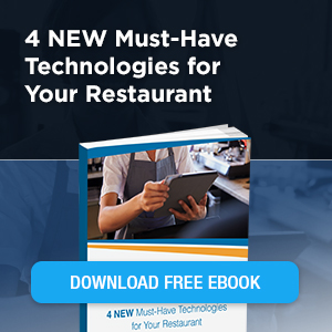4 NEW Must-Have Technologies for Your Restaurant