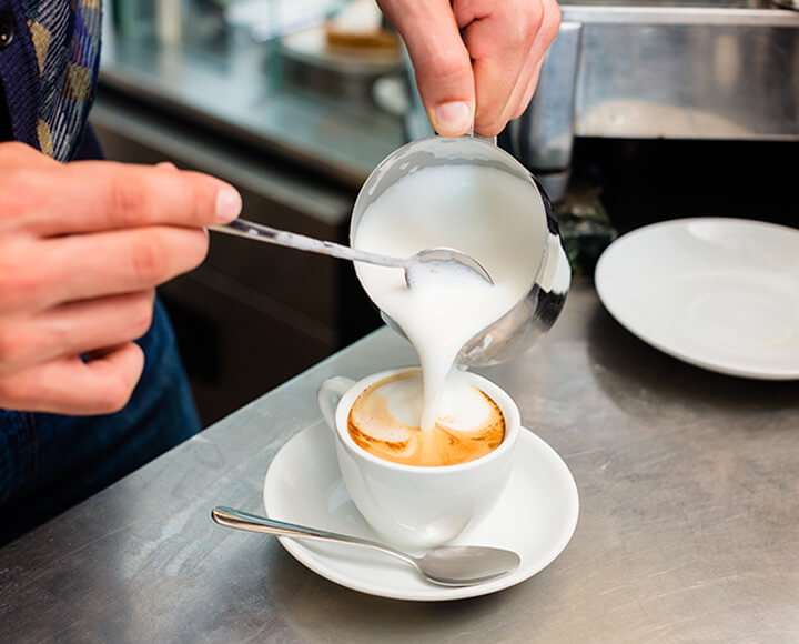 Industry Coffee Shop Pos