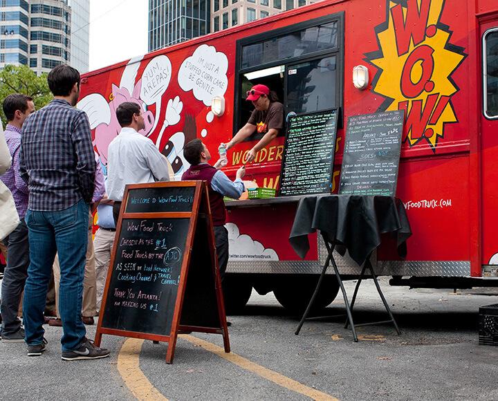Industry Food Truck Pos