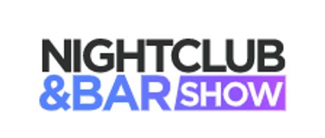 nightclub & bar show logo