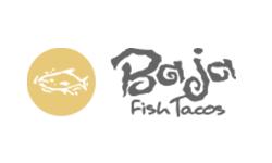 baja fish tacos logo