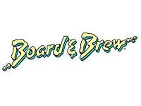 board & brew logo